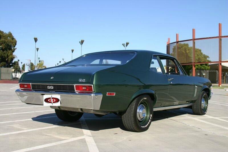 Nova rear